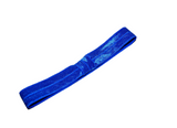 "Blue .75"" Elastic Headband - Dream Lily Designs"