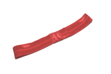 "Red .75"" Elastic Headband - Dream Lily Designs"