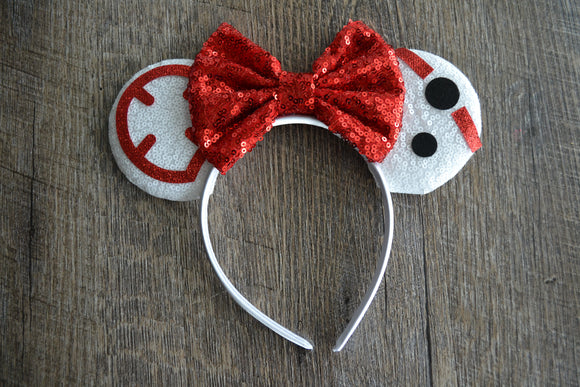 Forky Toy Story 4 Minnie Mouse Deluxe Headband - Dream Lily Designs