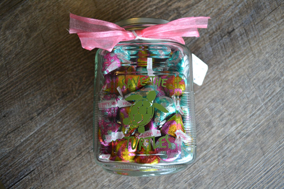 Glass Jar Candy Gift Set - Dream Lily Designs