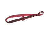 "Red .25"" Glitter Elastic Headband - Dream Lily Designs"
