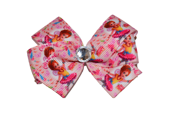 Fancy Nancy Light Pink Bow (Disney)