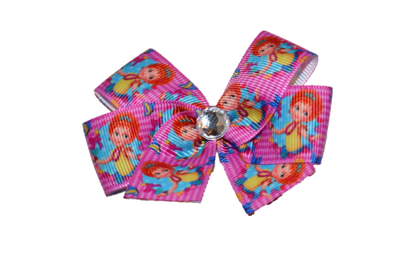 Fancy Nancy Pink Bow (Disney)