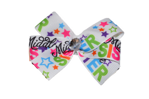Middle Sister Star Bow (Sister) - Dream Lily Designs