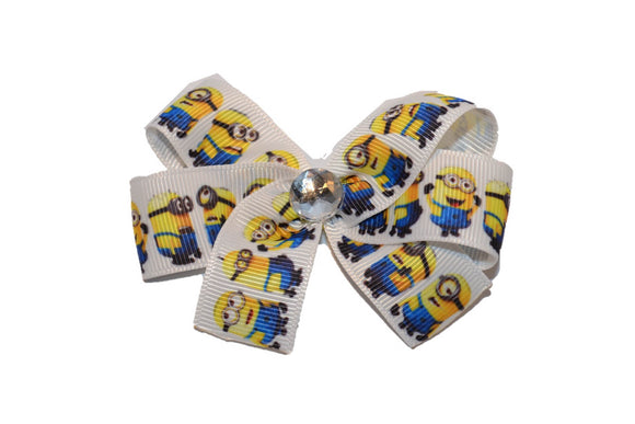 Minions White Bow (Misc Characters)