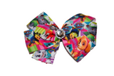 Paw Patrol Bright Colors Bow (Misc Characters) - Dream Lily Designs