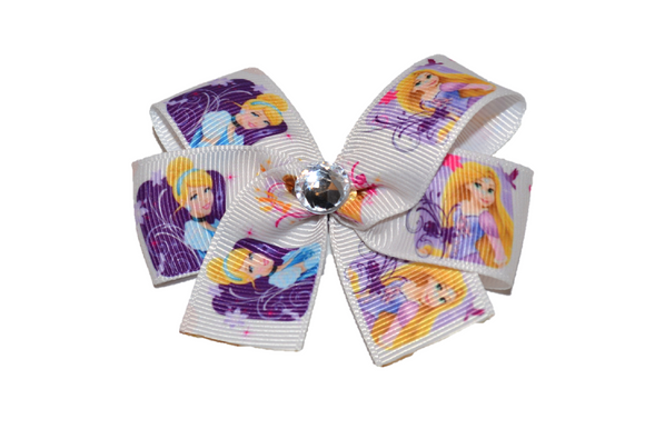 Rapunzel Tangled Cinderella Princess Bow (Disney)