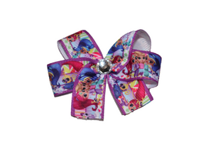 Shimmer and Shine Pets Bow (Misc Characters) - Dream Lily Designs