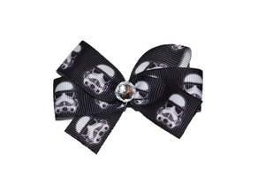 Star Trooper Star Wars Bow (Disney) - Dream Lily Designs