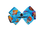 Bubble Guppies Blue Bow (Misc Characters) - Dream Lily Designs
