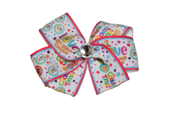 Girl Scout Cookie Bow (Girl Scouts) - Dream Lily Designs