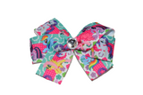 My Little Pony Teal Bow (Misc Characters) - Dream Lily Designs