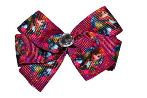 Anna Princess Plum Purple Bow (Disney)