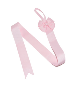 Light Pink Hair Bow Holder - Dream Lily Designs