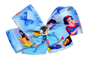 Snow White Light Blue Bow (Disney) - Dream Lily Designs
