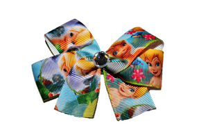 Tinkerbell Green Bow (Disney) - Dream Lily Designs