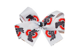 Ohio State Bow (Sports Teams) - Dream Lily Designs