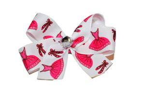 Ballet Bow (Sports) - Dream Lily Designs