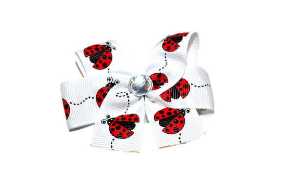 Lady Bug Bow (Animal)