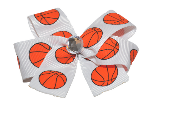 Basketball Bow (Sports)
