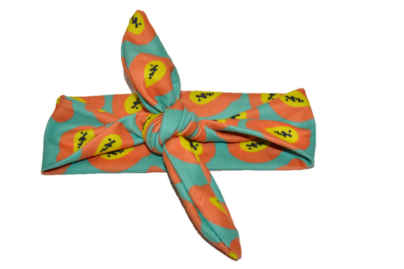 Papaya Knot Headband