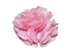 Large Silk Puff Flower Hair Clip - Light Pink - Dream Lily Designs