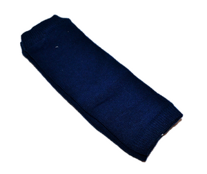 Navy Blue Leg Warmers - Dream Lily Designs