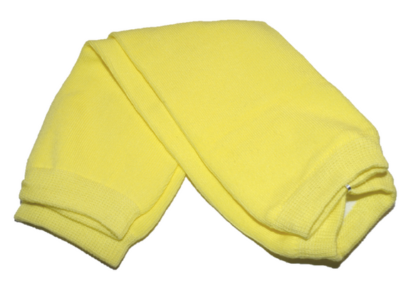 Yellow Leg Warmers - Dream Lily Designs