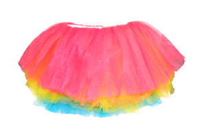 Baby Rainbow Tutu - Dream Lily Designs