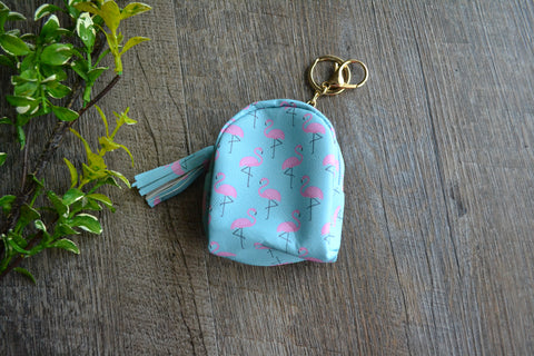 Mini Backpack Purse - Keychains