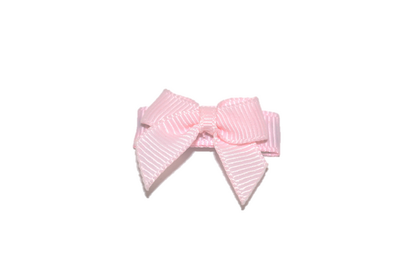 Light Pink Baby Snap Clip - Dream Lily Designs