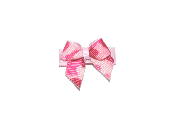 Pink Camo Baby Snap Clip - Dream Lily Designs