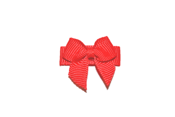 Red Baby Snap Clip - Dream Lily Designs