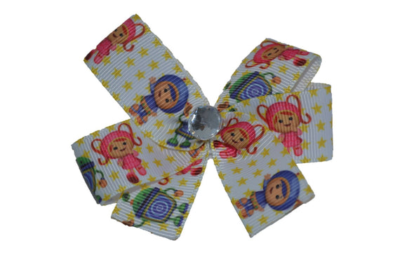 Umizoomi Geo Bot Millie Bow (Misc Characters) - Dream Lily Designs