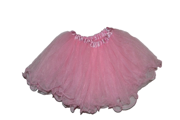 Light Pink Ruffle Tutu