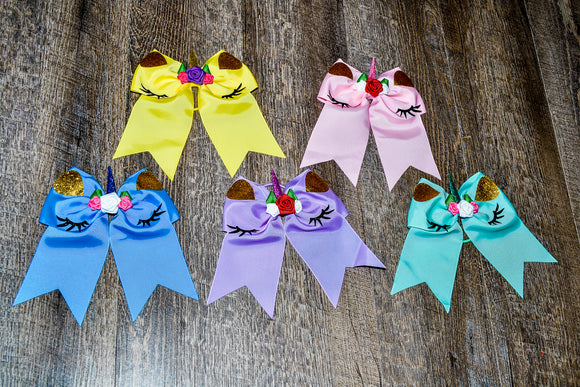 Wholesale Bulk Order - Unicorn Pony Hairbows - Dream Lily Designs