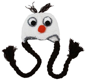 Olaf (Frozen) Crochet Hat - Dream Lily Designs