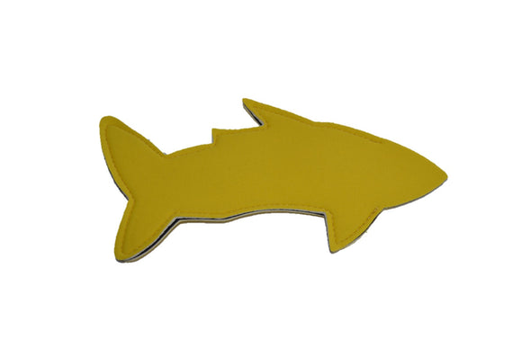 Shark Popsicle Holder - Yellow - Dream Lily Designs