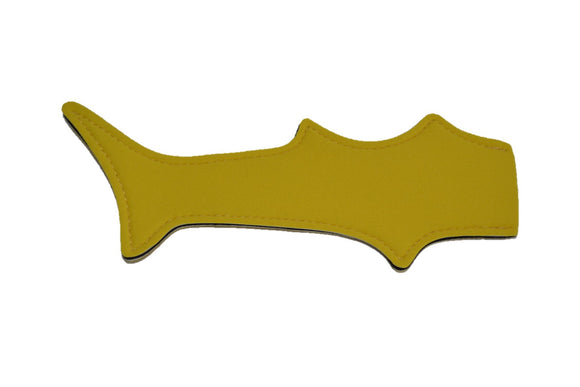 Shark Tail Popsicle Holder - Yellow - Dream Lily Designs