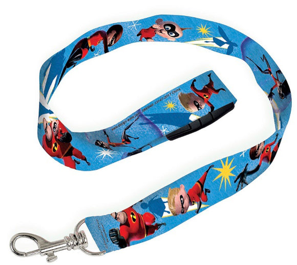 Incredibles Characters Lanyard Disney - Dream Lily Designs