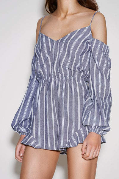 Voyage Playsuit - Sueño Clothing