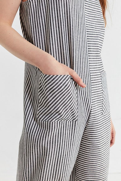 Crop Jumpsuit - Sueño Clothing