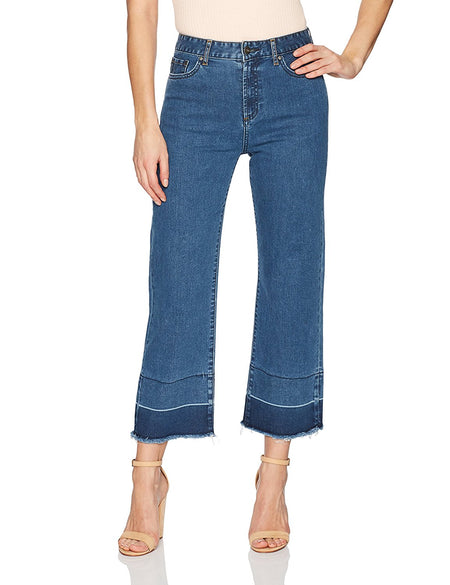 Diamonde Shabbies Drawstring Boyfriend Jean