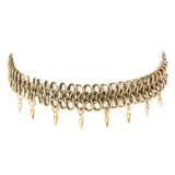 Century Collar Brass - Sueño Clothing