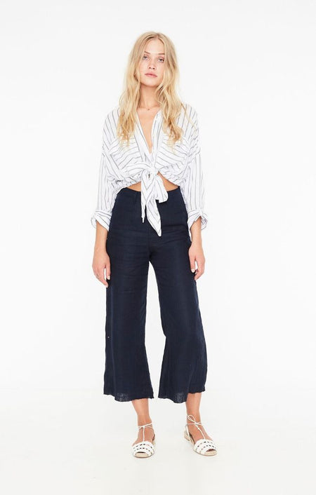 Anagram Stripe Jumpsuit
