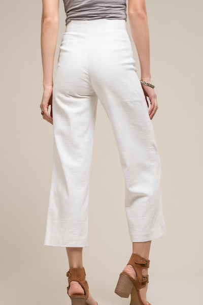 Wide Leg Pants - Sueño Clothing