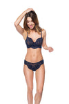 Sasha Panty Midnight Blue - Sueño Clothing
