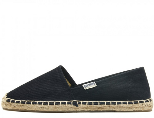 Black Original Dali Slipper - Sueño Clothing