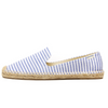 Smoking Slipper in Navy/White - Sueño Clothing