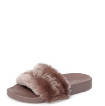Samantha Faux Fur Mauve - Sueño Clothing